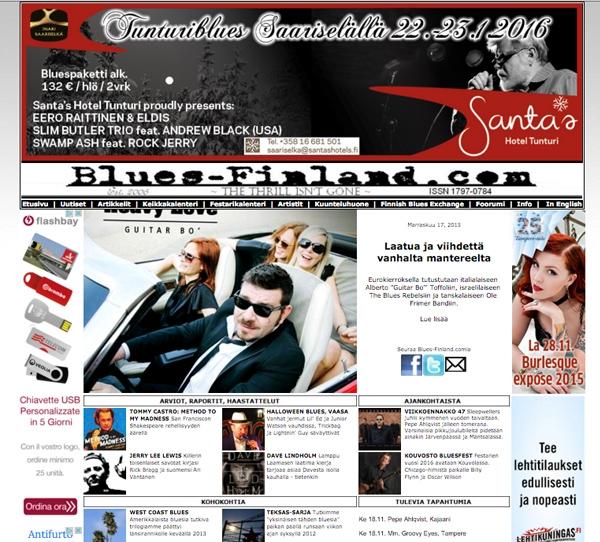 Blues-finland.com - Album Review